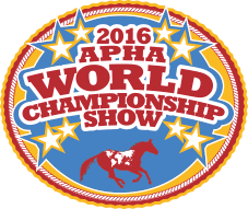 VIEW APHA WORLD CHAMPIONSHIP SHOW PATTERNS