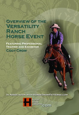 Overview of the Versatility Ranch Horse Event